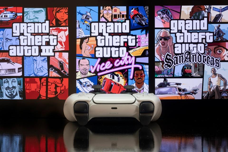 GTA: The Trilogy pode ter sido revelado no Rockstar Launcher [Rumor]