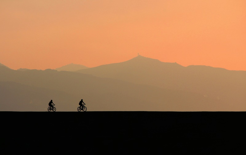 For the night training group, the TCR results were better.  (Source: Pexels)