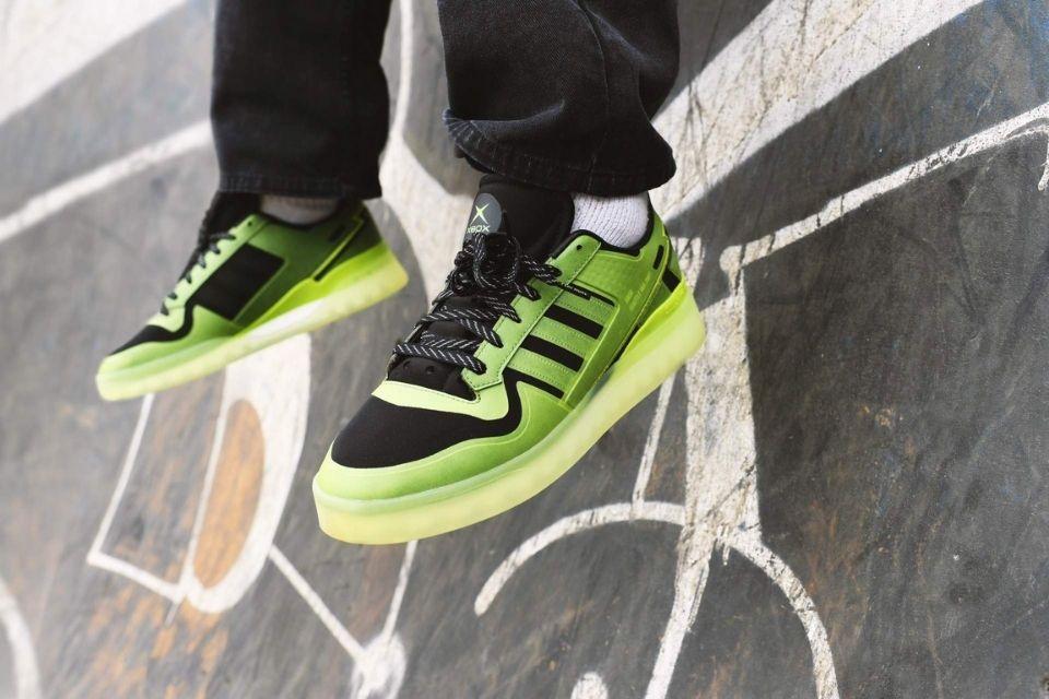 Microsoft anuncia tênis do Xbox em parceria com a Adidas