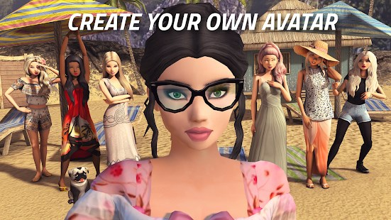 (Avakin/Reproduction)