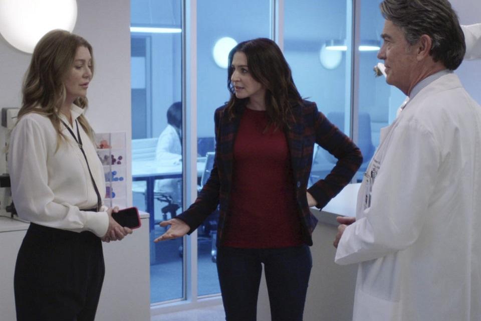 Grey's Anatomy 18x2: Meredith precisa tomar uma decisão (recap)