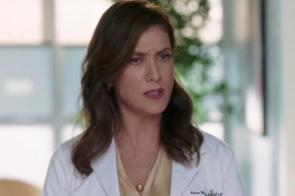 Grey's Anatomy 18x3: Addison Montgomery está de volta (promo)