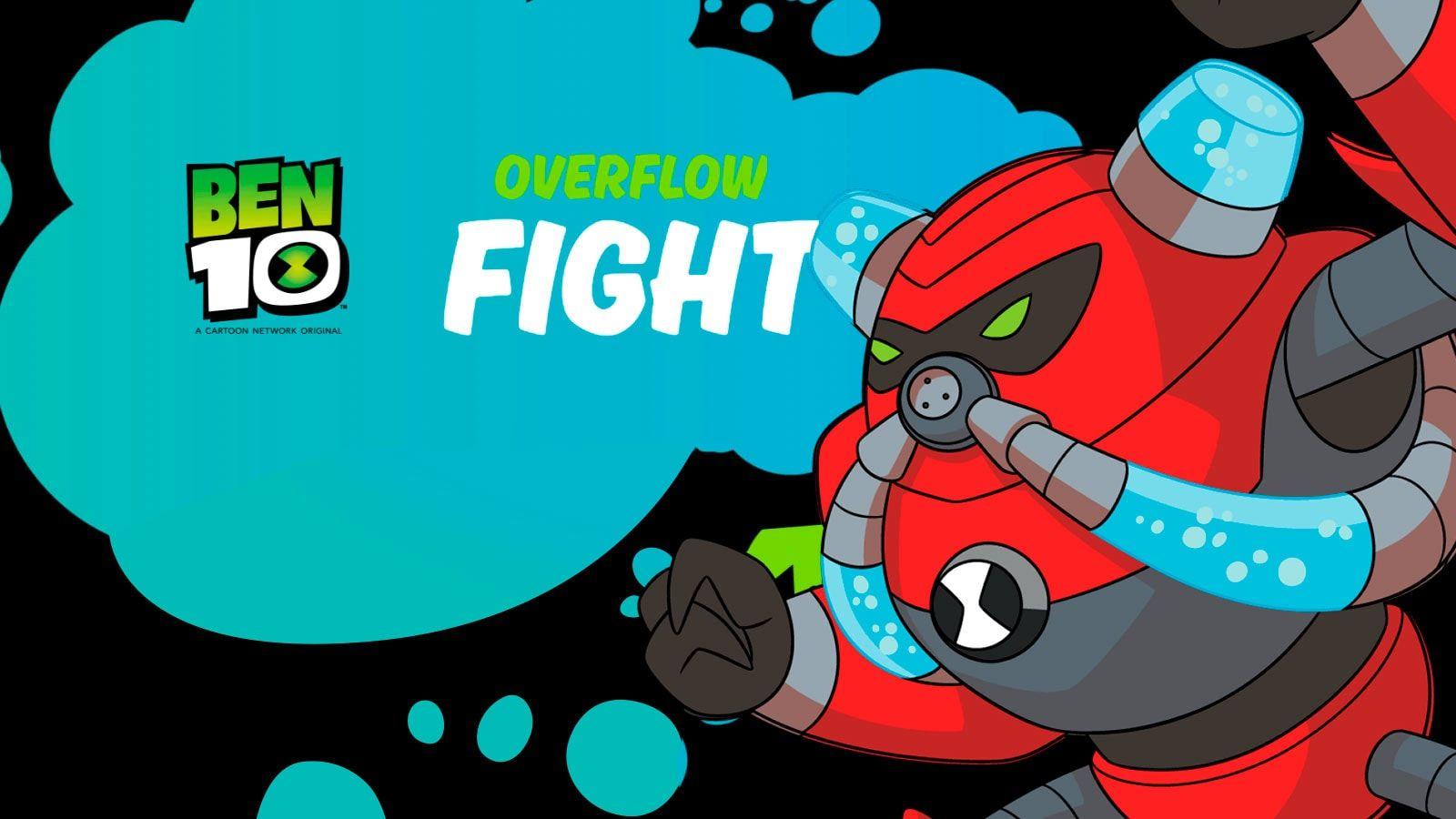 Imagem de Ben 10 - Overflow Fight