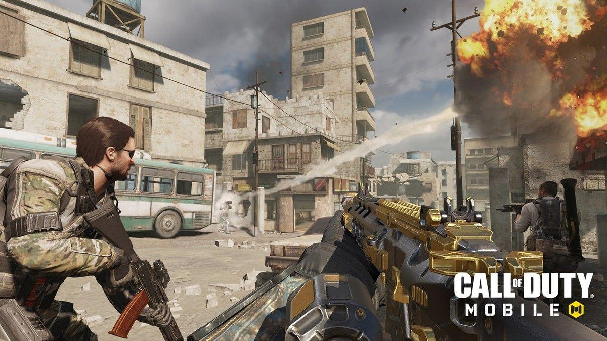 Imagem de Call of Duty Mobile
