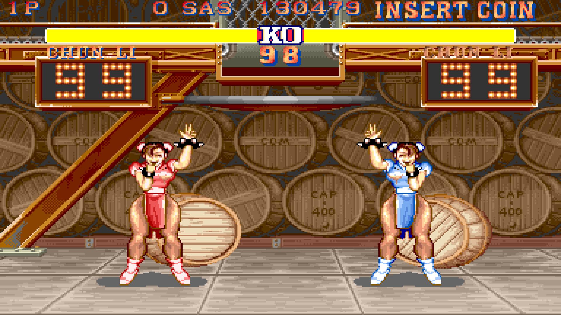 Imagem de Street Fighter II - Champion Edition