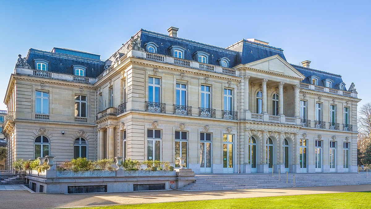 Sede da Organização para a Cooperação e Desenvolvimento Econômico (OCDE) em Paris. (MySociety/Wikimedia Commons/Reprodução.)