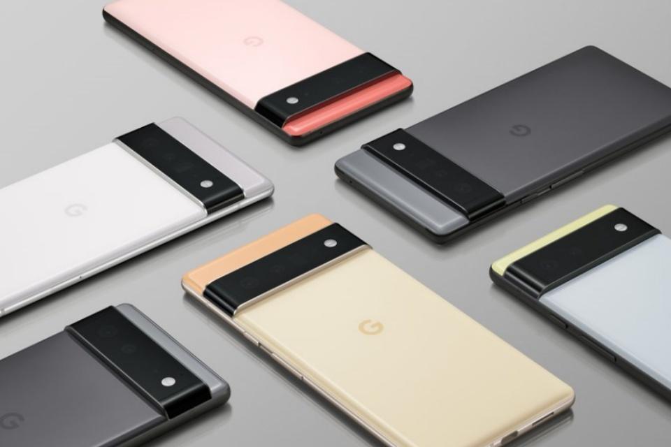Google Pixel 6 deverá ter 5 anos de atualizações de segurança