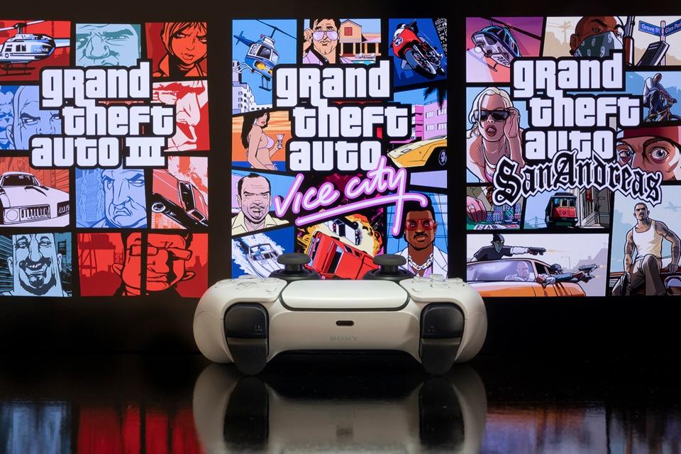 GTA III, Vice City e San Andreas serão removidos das lojas nesta semana