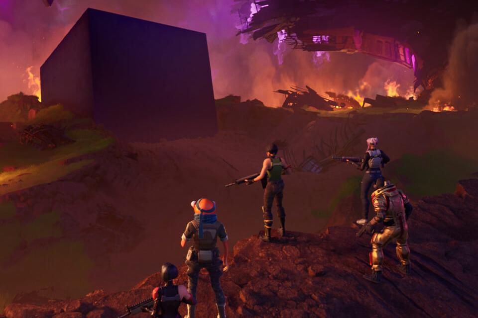 Fortnite: filme do jogo estaria sendo considerado pela Epic Games