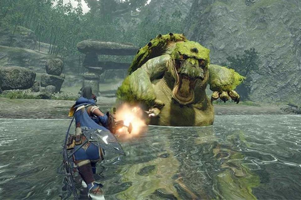 Monster Hunter Rise não terá cross-play entre Switch e PC