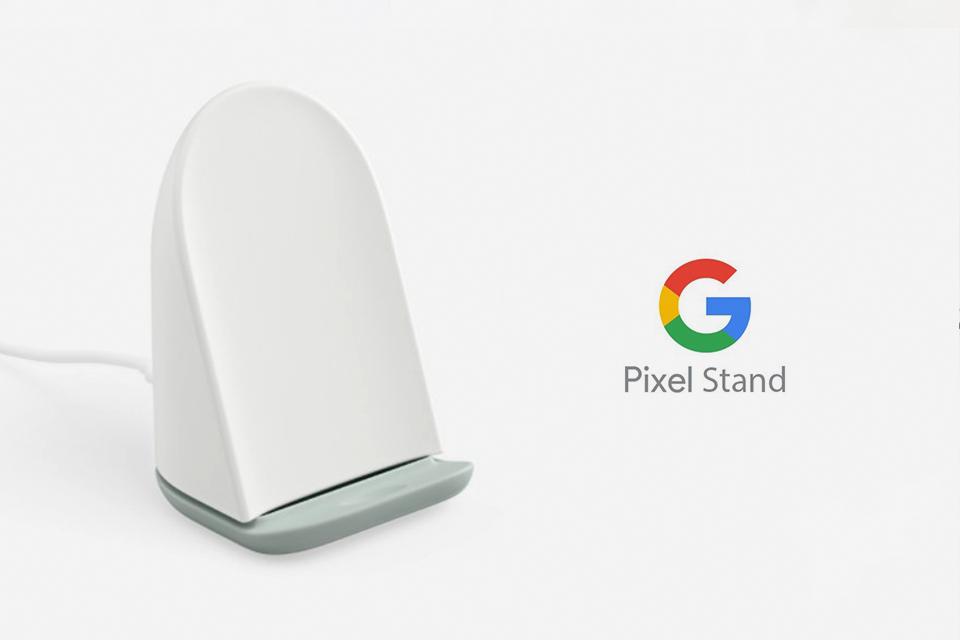 Google Pixel Stand: base carregadora aparece em vazamento