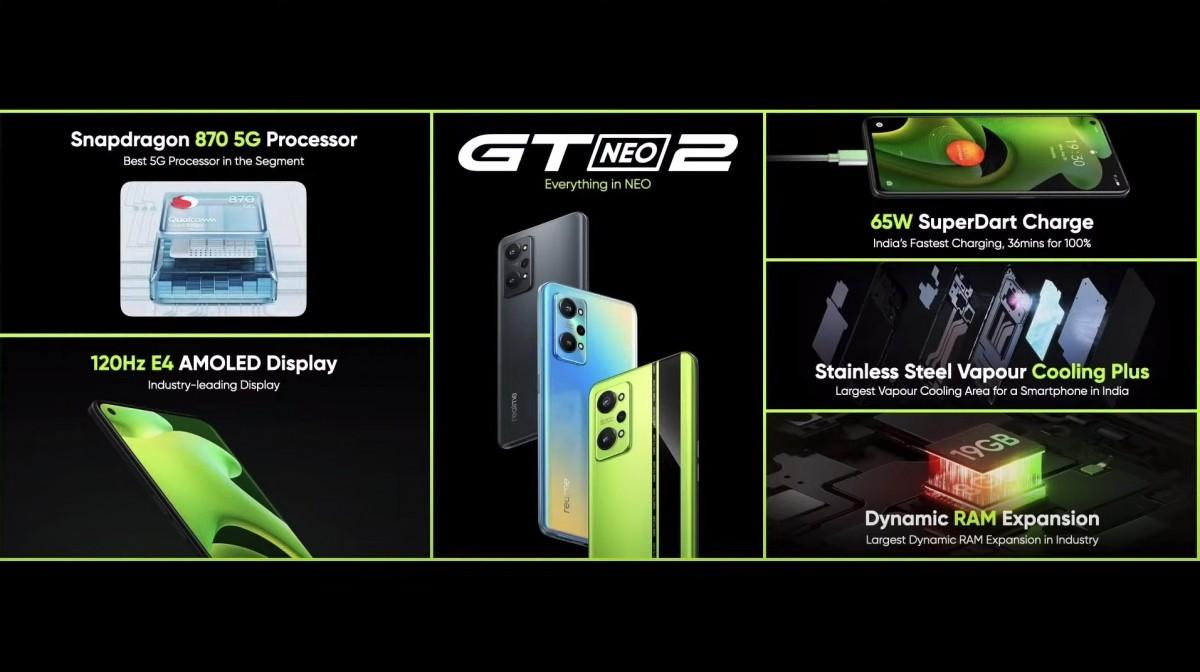 GT Neo 2 chega ao mercado com boas especificações.