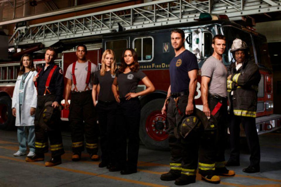 Chicago Fire: estrelas comentam marco histórico de 200 episódios; veja!