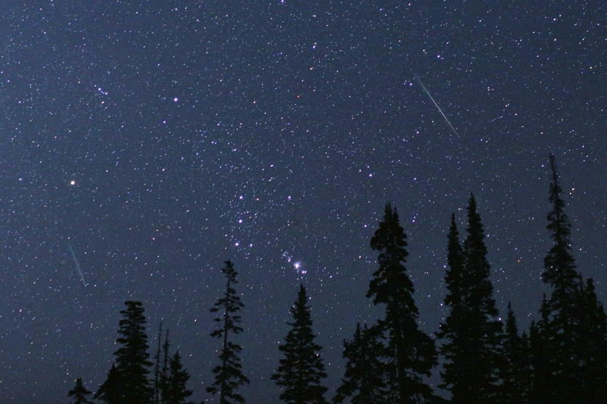 Quais são as chances de você ser atingido por um meteoro?