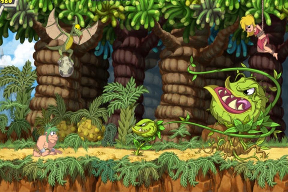 Joe & Mac: Caveman Ninja anunciado para consoles e PC