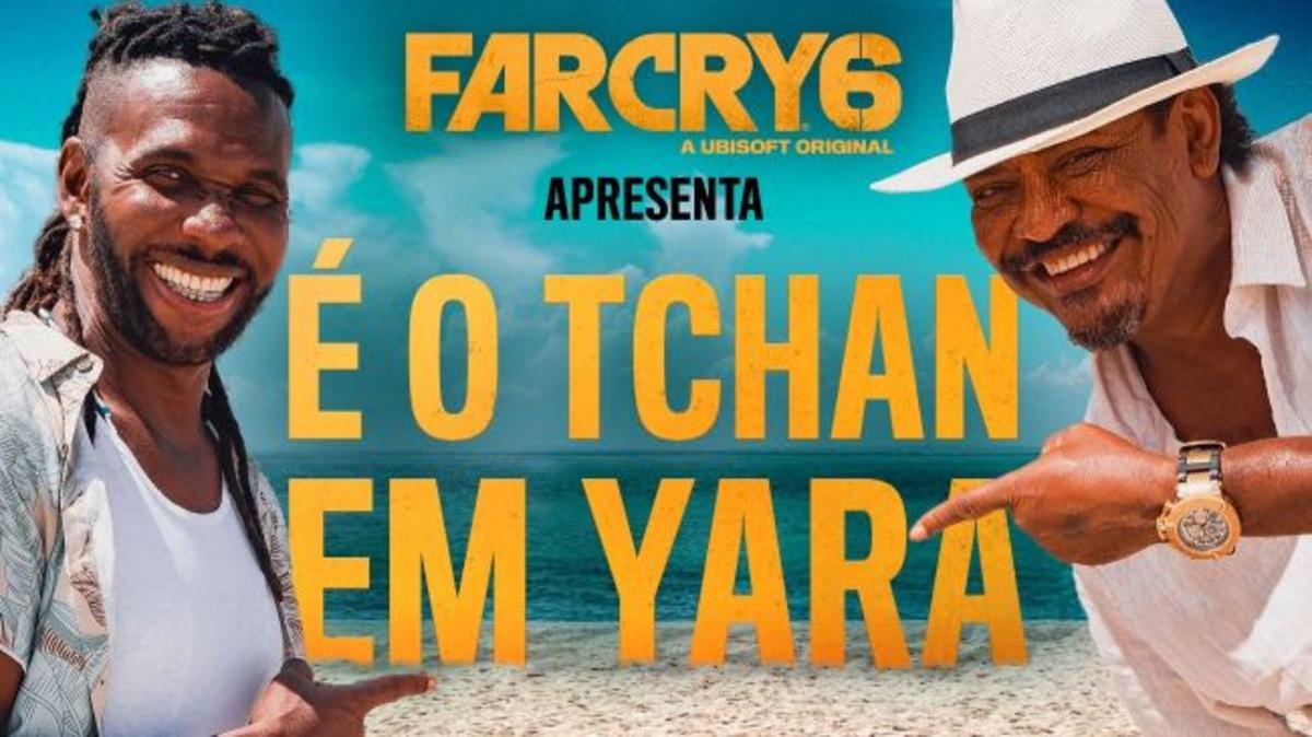 Far Cry 6 e É o Tchan estrelam novo clipe com mistura do Brasil com Yara