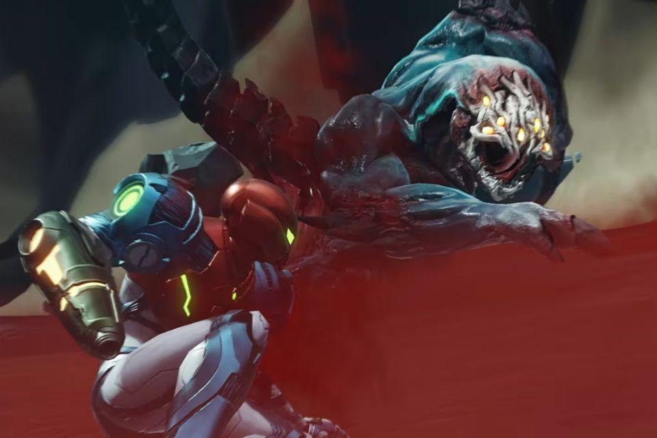 Metroid Dread tem melhor lançamento da história da série no Japão