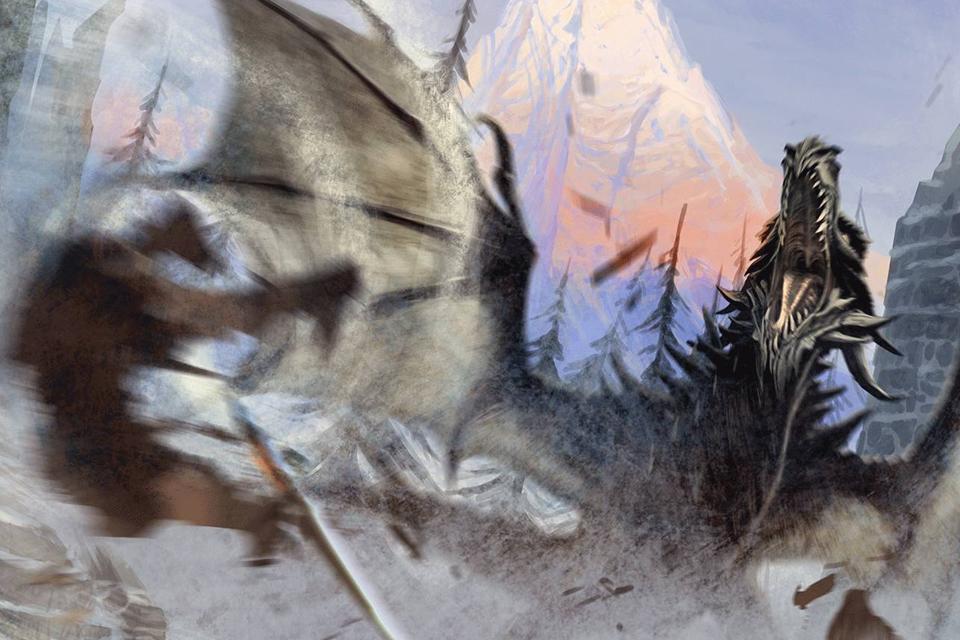 Skyrim Anniversary Edition pode impactar uso de mods no jogo