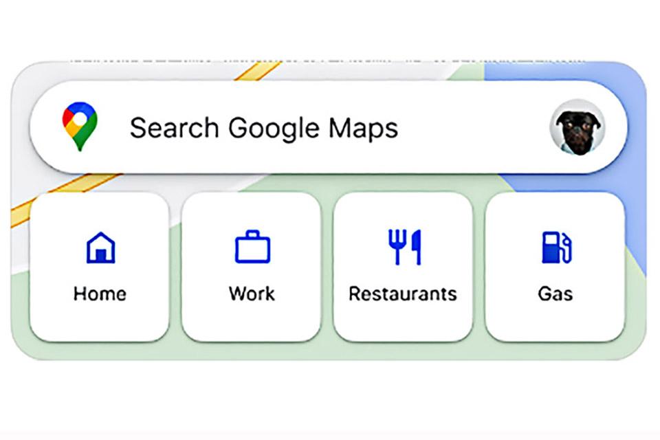 Google Maps ganha widget com destinos favoritos no Android