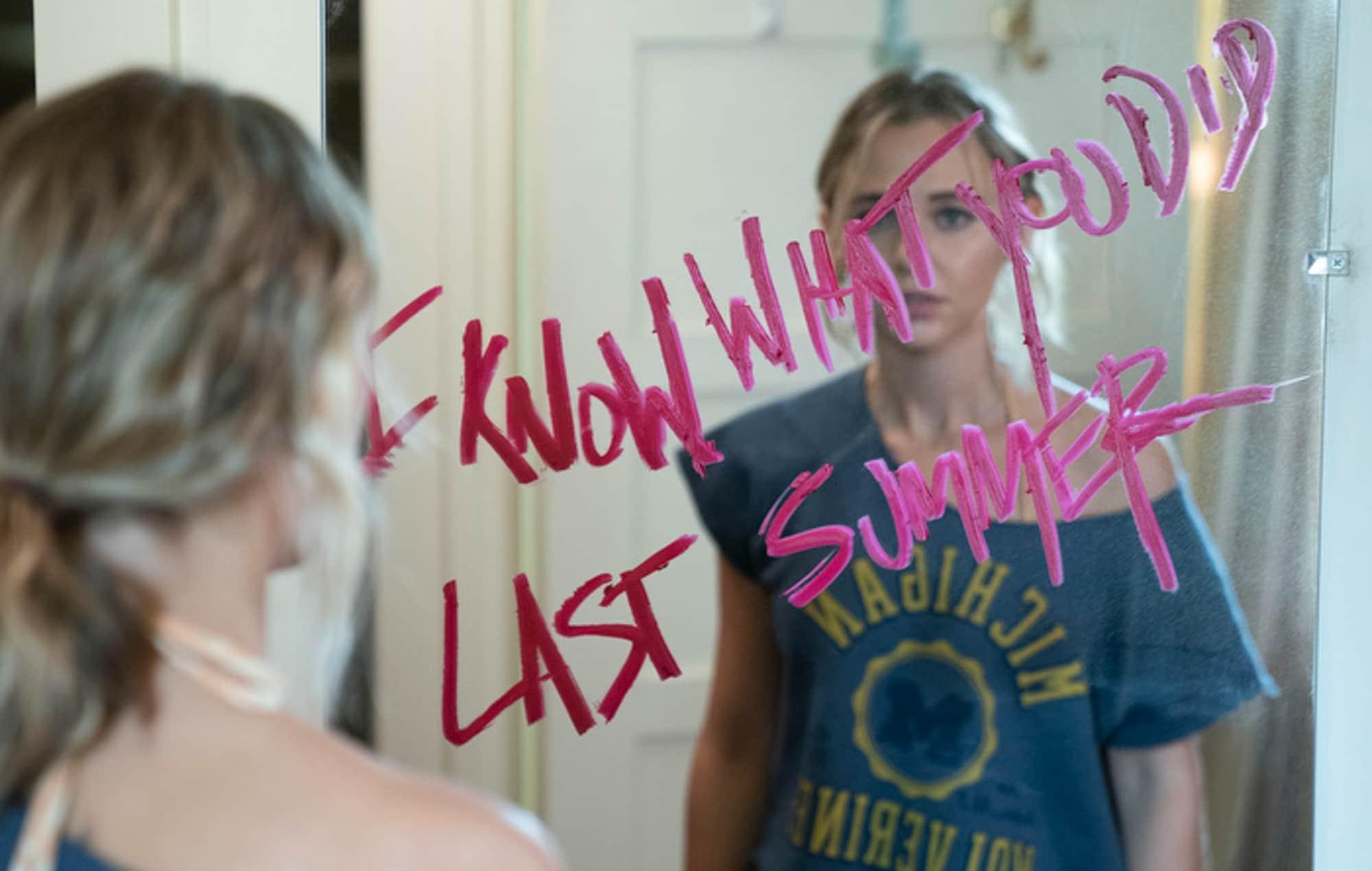 Eu Sei o Que Vocês Fizeram no Verão Passado estreia no Amazon Prime Video