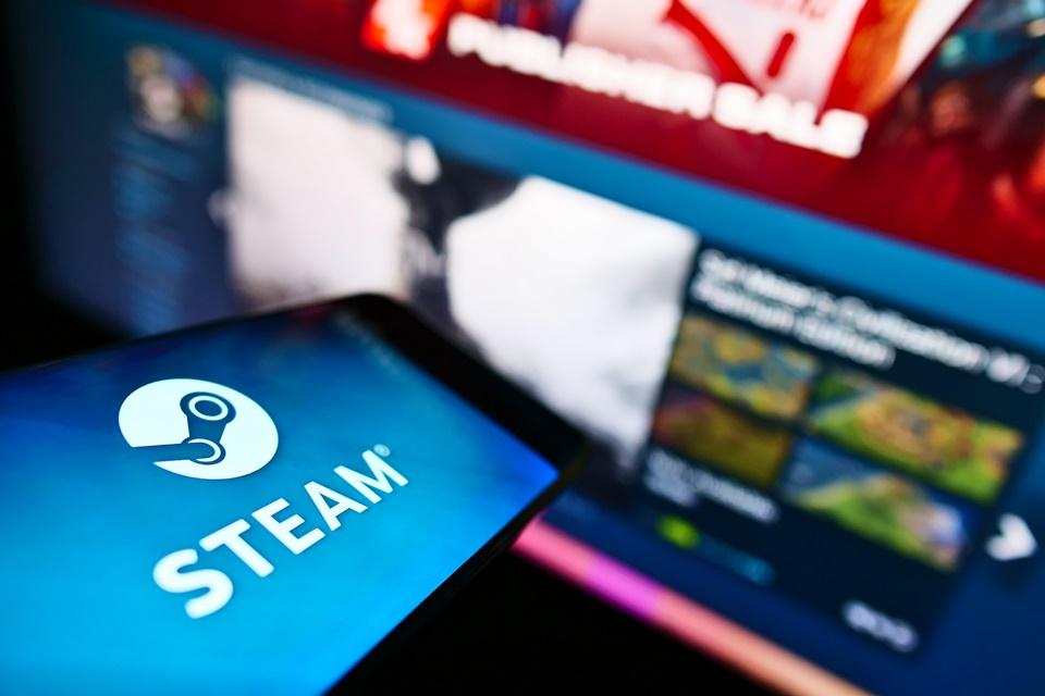 Steam: Valve decide banir jogos de blockchain e NFT