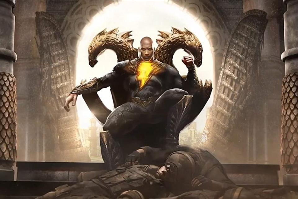 Adão Negro: quais são os poderes e pontos fracos do super-herói da DC?