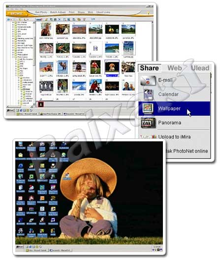 is consumer photo-editing software with entertaining tools for creative expression.