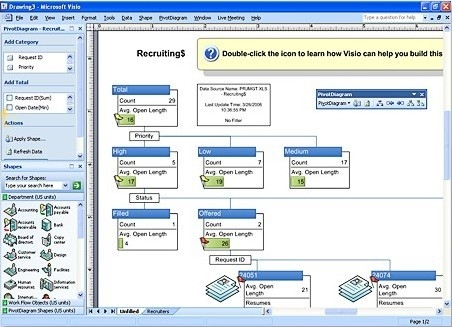 Microsoft Visio Viewer 64-bit screenshot
