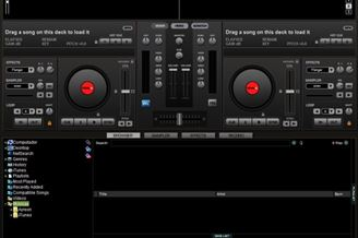 free virtual dj software download for windows xp
