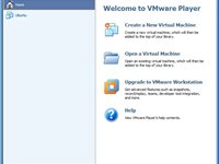 Imagem 1 do VMware Player