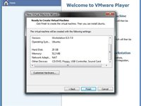 Imagem 2 do VMware Player