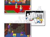 Imagem 1 do The Simpsons Arcade Game