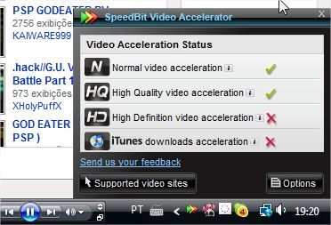 speedbit acelerador de video