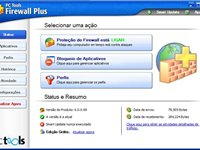 Imagem 1 do PC Tools Firewall Plus