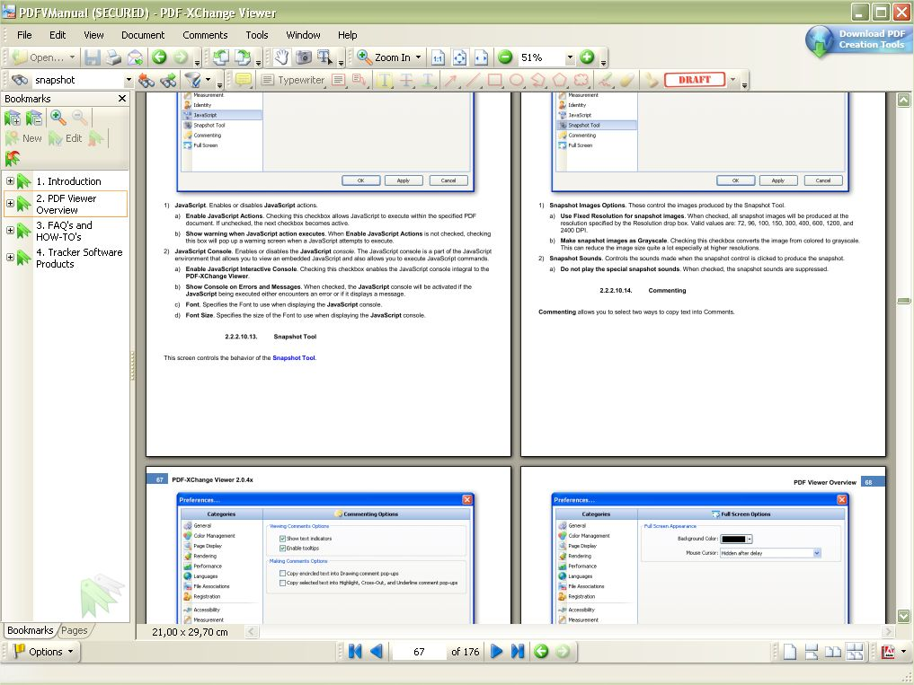 Pdf Viewer Of The Pdf-xchange Viewer