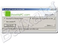 Imagem 1 do ShowMyPC Remote Access