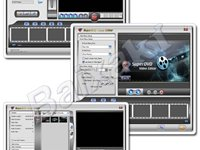 Imagem 1 do SuperDVD Video Editor