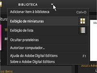 Imagem 6 do Adobe Digital Editions