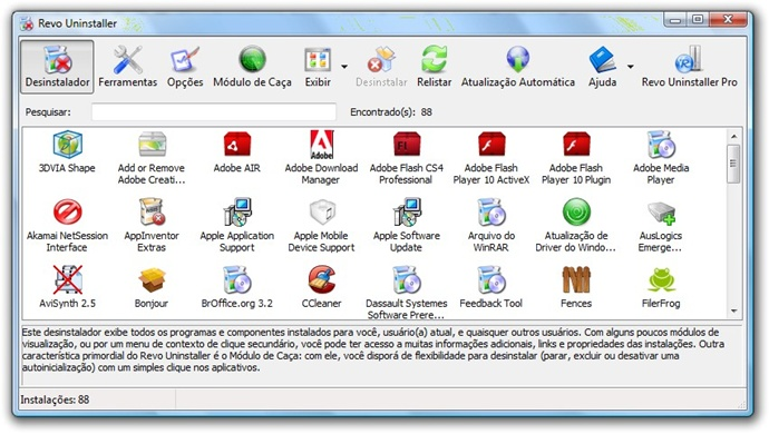 revo uninstaller pro serial baixaki