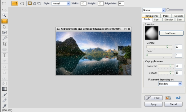 MAGIX Xtreme Photo Designer - Imagem 3 do software
