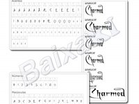 Imagem 1 do A Charming Font (Charmed)