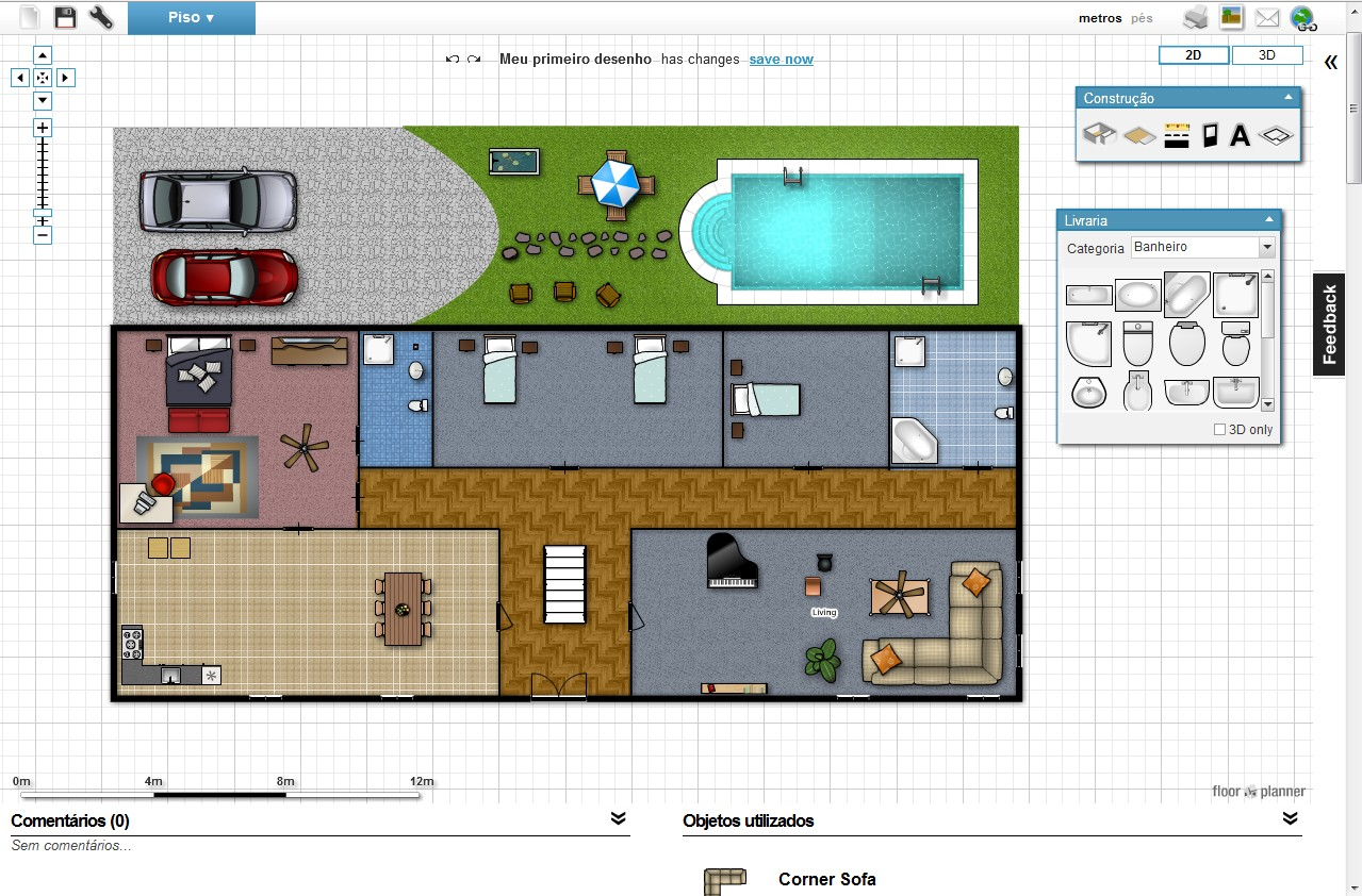 Floorplanner download for Hacer casas online