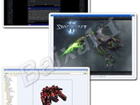 Imagem 1 do Fansite Kit StarCraft II