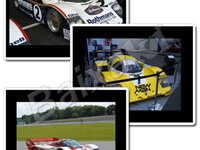 Imagem 1 do Porsche 956 Screensaver