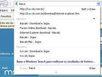 Imagem 6 do Internet Explorer