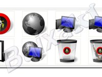 Imagem 1 do Elite Desktop Icon Pack