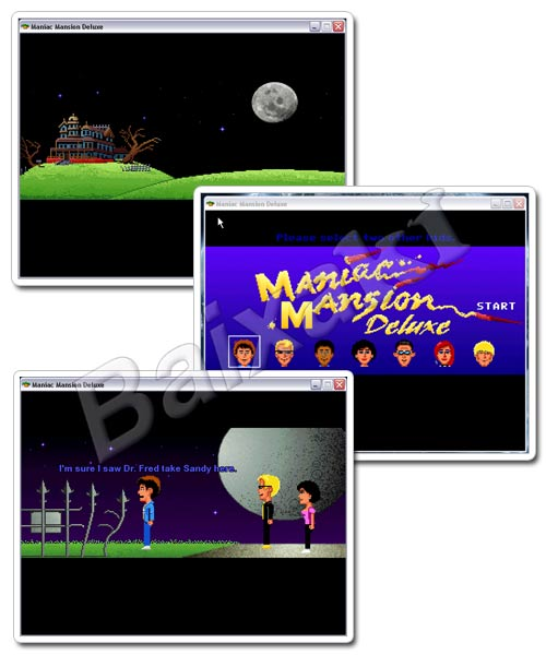 MANIAC MANSION TÉLÉCHARGER