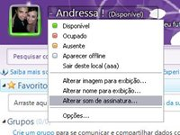 Imagem 9 do Windows Live Messenger 2009