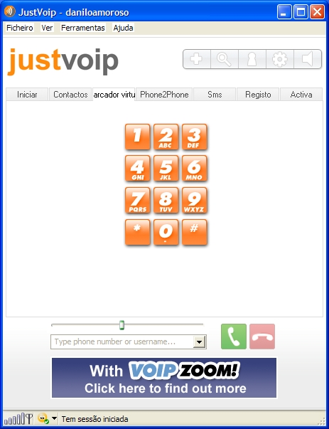 justvoip windows 7