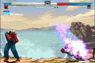 marvel vs street fighter apk uptodown